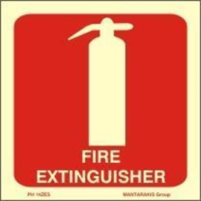 Picture of FIRE EXTINGUISHER 15X15