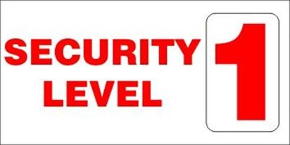 Picture of SECURITY LEVEL 1