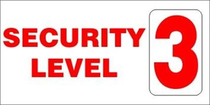 Picture of SECURITY LEVEL 3