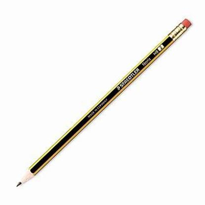 Picture of Staedtler Pencil 122 with Rubber