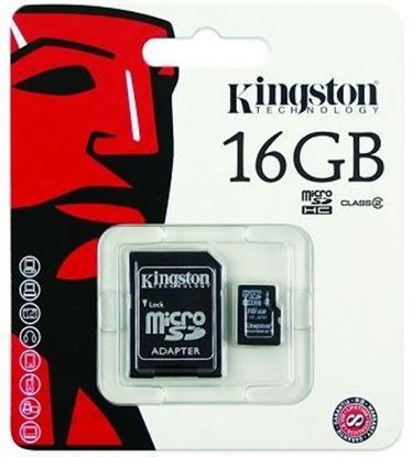 Picture of KINGSTON SD Memory Card