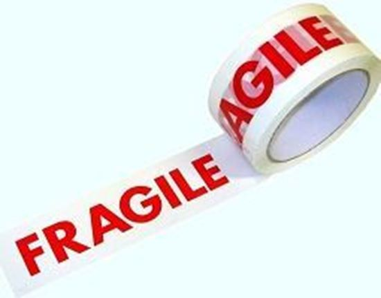 """Picture of TAPE """"FRAGILE"""" 5mm"""
