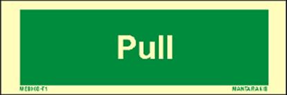 Εικόνα της Text Pull 5 x 15