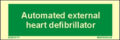 Εικόνα της Text Autom. Exter. Heart Def 5 x 15