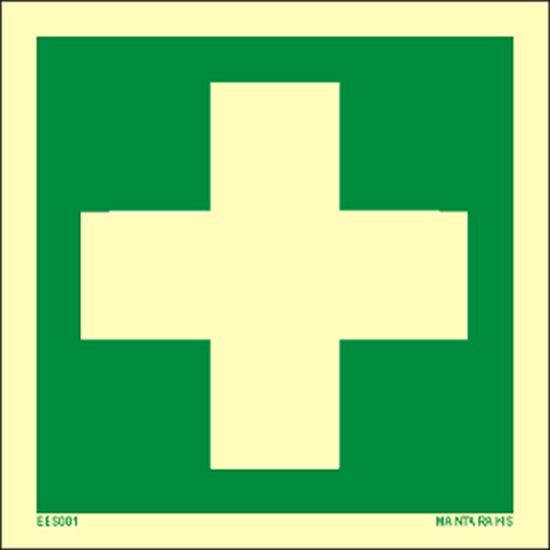 Picture of First aid 15 x 15