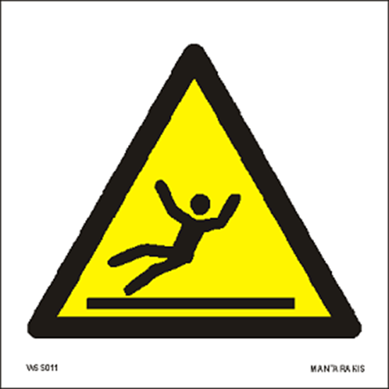 Picture of Warning Slippery surface 15 x 15