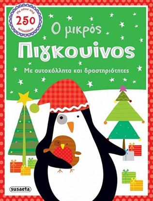 Picture of Toys and Stickers : The Little Penguin