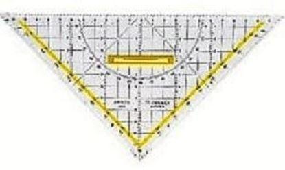 Εικόνα της Ναυτικό Τρίγωνο 25εκ. ARDA