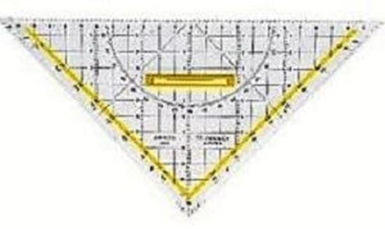Picture of Nautical Triangle 25cm ARDA