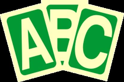 Εικόνα της Σήμα Αυτοφωτιζόμενο 15x30 A-F