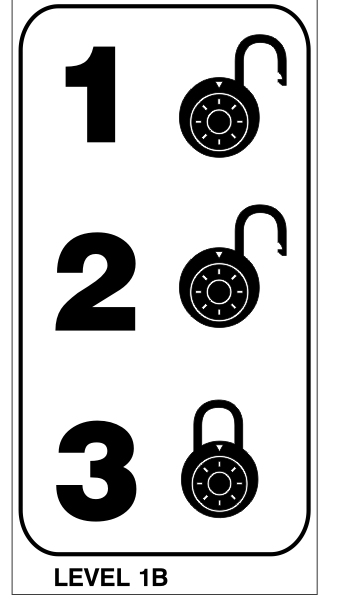 Picture of LOCK LEVEL 8X15