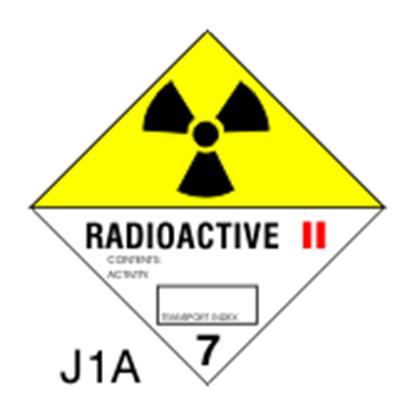 Εικόνα της RADIOACTIVE II 25x25 (IMO 7)