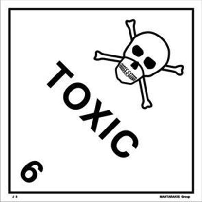 Εικόνα της TOXIC   10x10    (IMO 6.1)