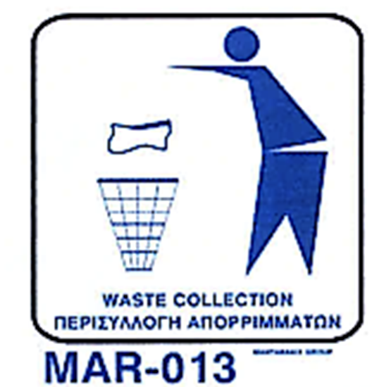 Picture of WASTE COLLECTION 20X20