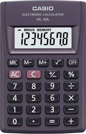 Εικόνα από Αριθμομηχανή Casio HL-4A