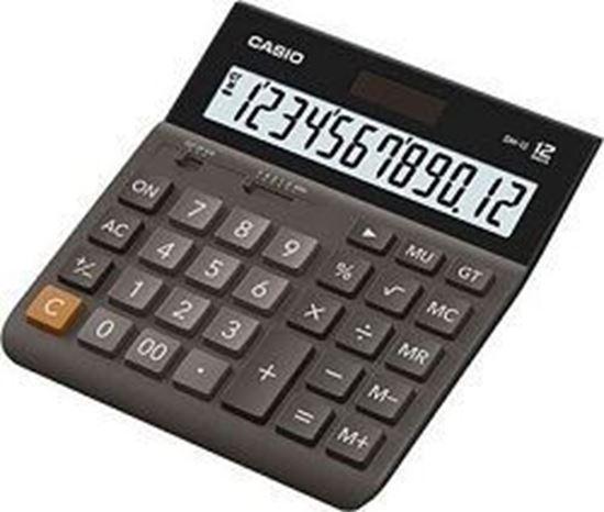 Picture of Calculator Casio DH-12-BK