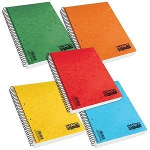 """Picture of Skag """"STYLE"""" Spiral Theme Notebooks"""