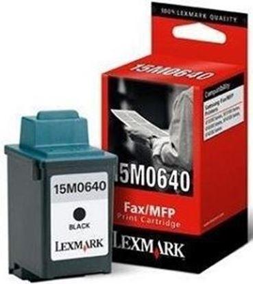 Εικόνα της Lexmark 15M0640 Black