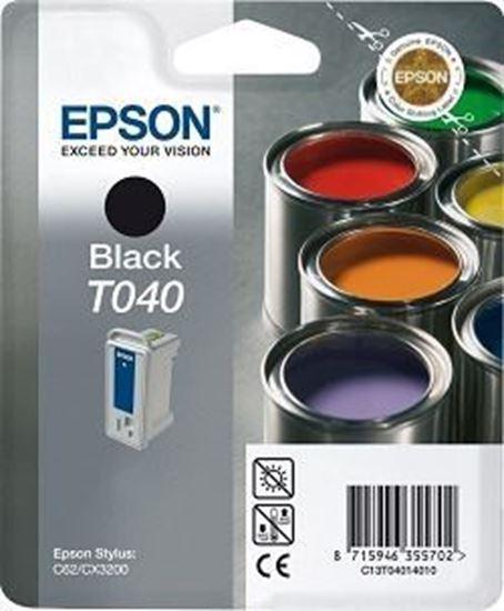 Εικόνα από Epson T040 Black