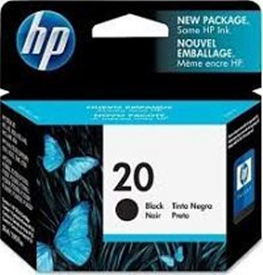 Picture of Hp 20 Black