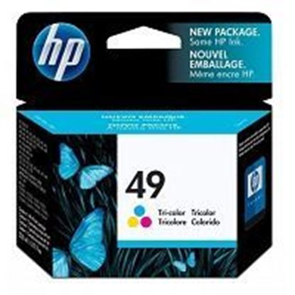 Picture of Hp 49 Color