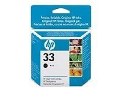 Picture of Hp 33 Black