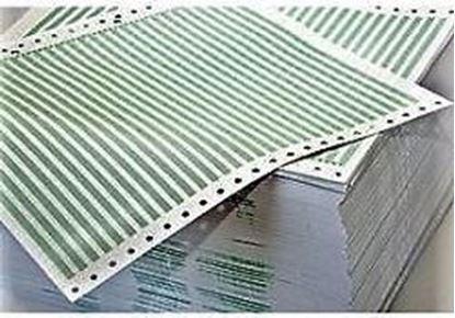 Εικόνα της Χαρτί Μηχανογράφησης 9,5x11 & 11x15