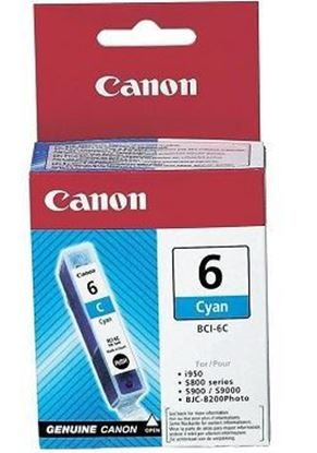 Εικόνα της BCI-6C Canon Cyan