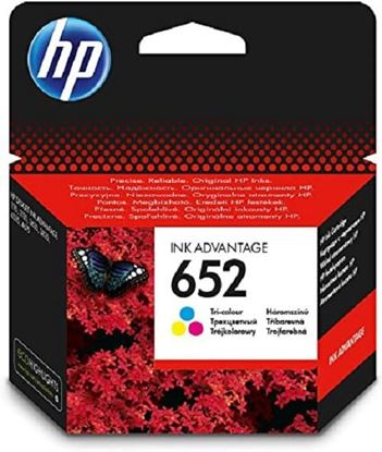 Picture of Hp 652 Color