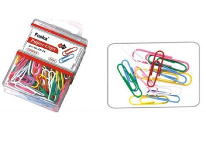 Picture of FOSKA Paper Clips 50ΜΜ