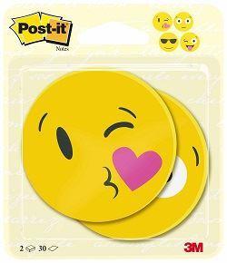 Εικόνα από Post-it Χαρτάκια Σημειώσεων με σχέδια (2 x 75 Φύλλα)