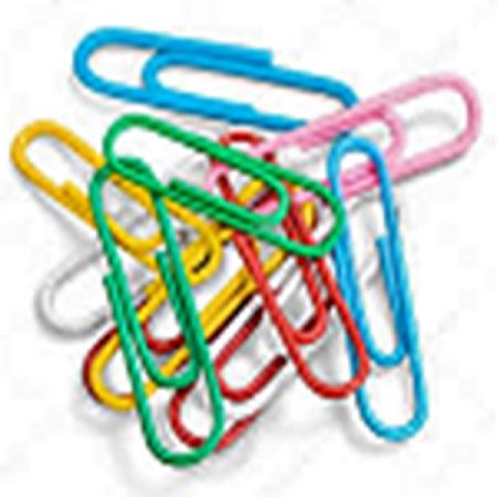 Picture for category Paper clips-piaster -pins