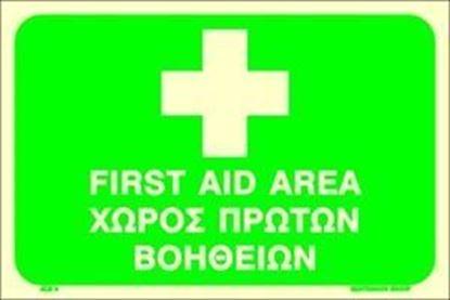 Εικόνα της FIRST AID AREA 20X30