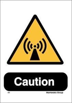 Picture of CAUTION 20X15