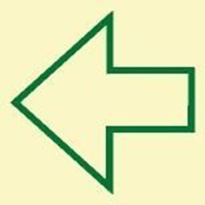 Picture of ARROW SIGN 10X10