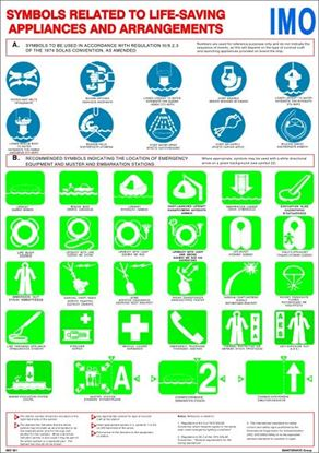 Picture of SYMBOLS FOR LSA (POSTER) 57X40