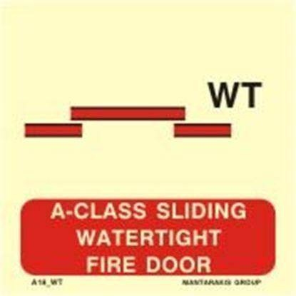 Εικόνα της A-CLASS SLIDING WATERTIGHT FIRE DOOR 15X15