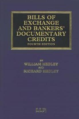 Picture of BILLS OF EXCHANGE & BANKER'S DOCUM.CREDITS 4th ED.