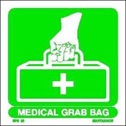 Εικόνα της MEDICAL GRAB BAG 15X15