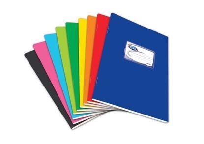 Εικόνα της Χρωματιστό τετράδιο Skag