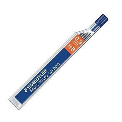 Picture of Mechanical pencil leads STAEDTLER 0.9 mm