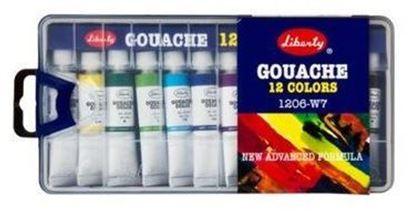 Picture of Watercolors GOUACHE 12 pcs.
