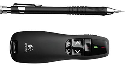 Εικόνα της Logitech Wireless Presenter R400