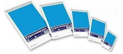 Picture of Spiral Notepads Ruled