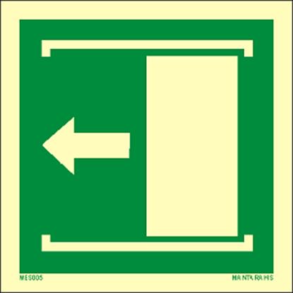 Εικόνα της Door slides left to open 15 x 15