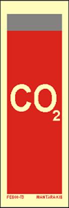 Εικόνα της Text CO2 15 x 5
