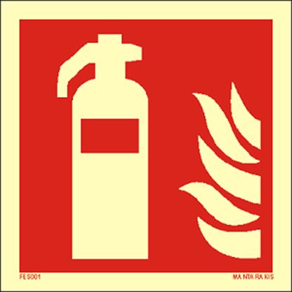 Εικόνα της Fire extinguisher 15 x 15