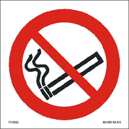 Εικόνα της No smoking 15 x 15