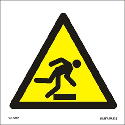 Εικόνα της Warning  Floor level obstacle 15 x 15