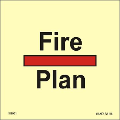 Εικόνα της Fire control plan 15 x 15
